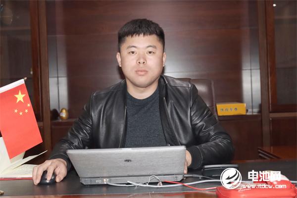 快电科技(山东)集团有限公司副总裁杨明文