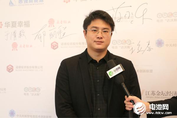 多维集团华南事业部总经理王楠楠