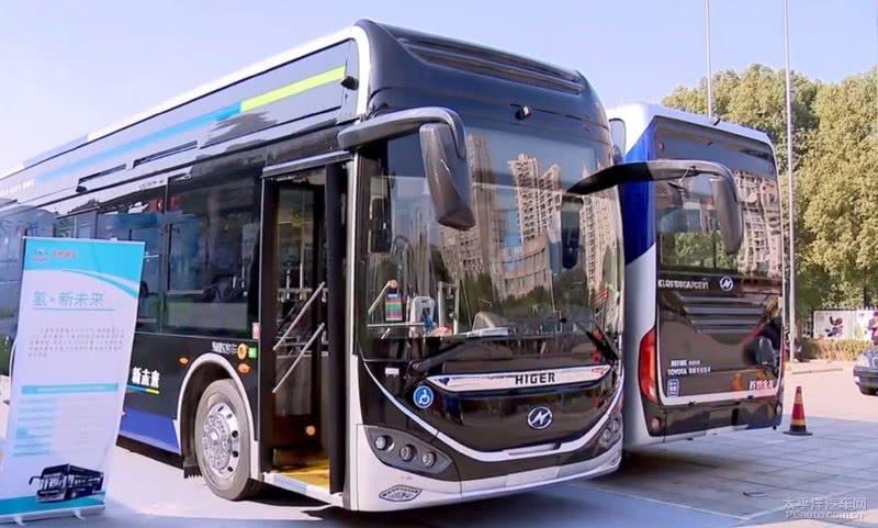 【燃料电池周报】飞驰汽车中标71台氢燃料电池客车!潍柴动力跨国并购德国ARADEX