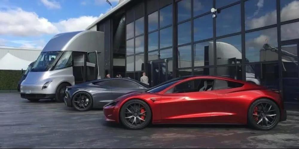 展望特斯拉的2020:将给我们带来这五个新车型新产品