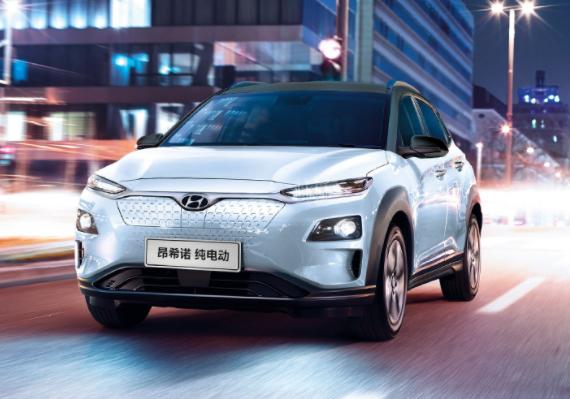 现代汽车宣布2021年将推出11款全新纯电动车型