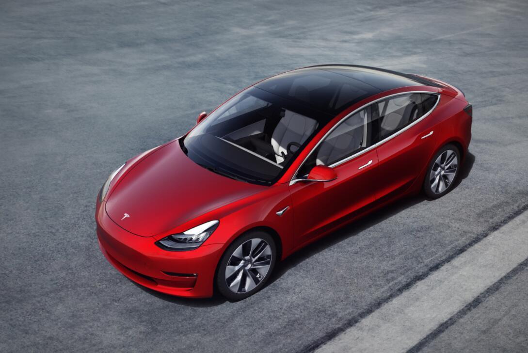报告称国产特斯拉Model 3还有降价空间 预计最低19.7万元