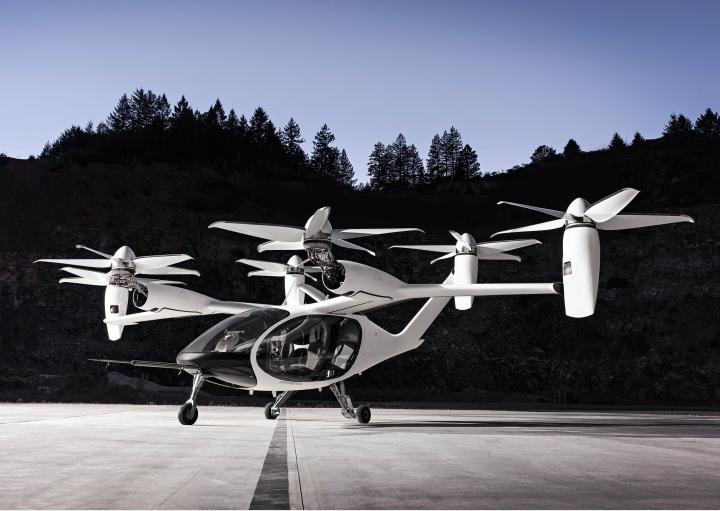 图片来源:Joby Aviation官网