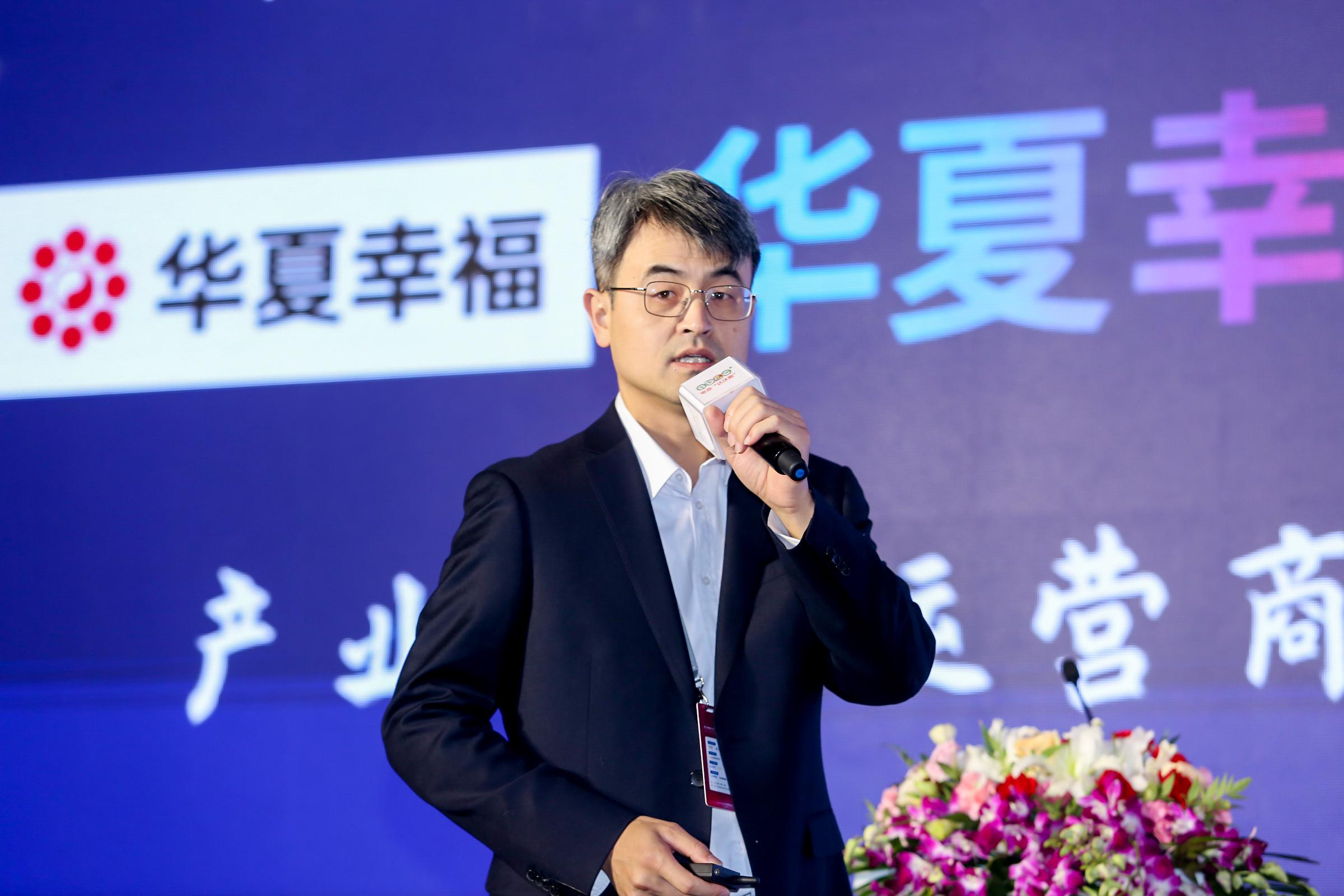 烟台创为新能源科技有限公司总经理张立磊