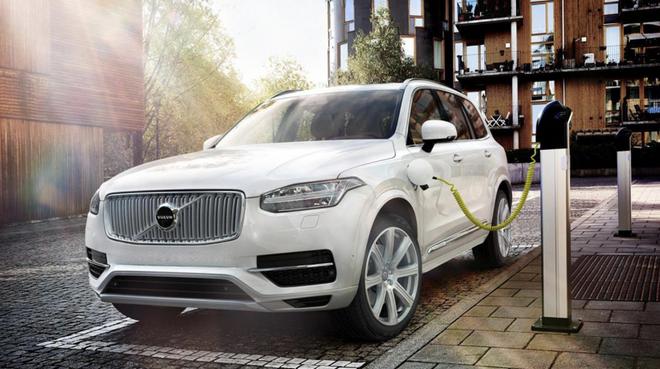 沃尔沃计划2020年在欧洲总销量四分之一来自插混汽车