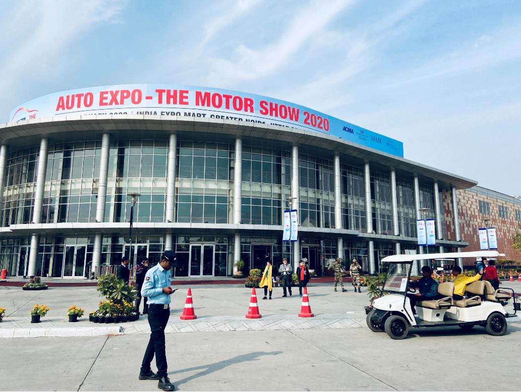 蜂巢能源首次出征新德里车展 硬核实力惊艳印度市场