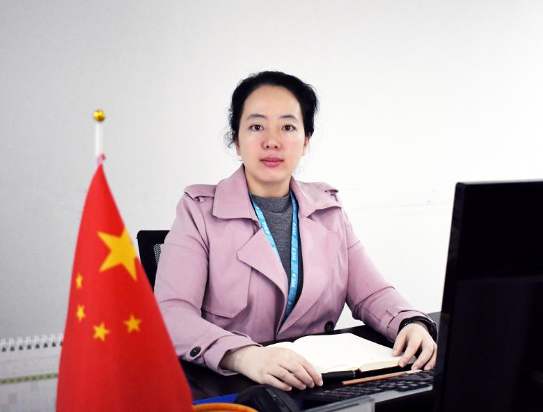 深圳市比克动力电池有限公司副总裁李丹