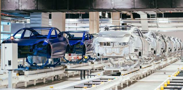 特斯拉成中国第五大电动汽车制造商 1月生产2600辆