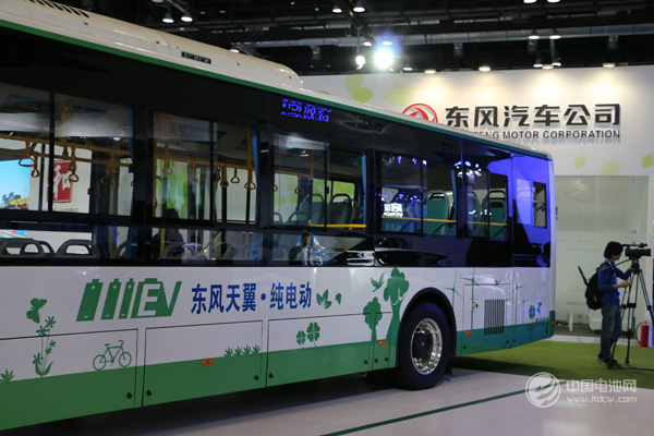 东风汽车:收到2017年度新能源车推广补贴3亿元