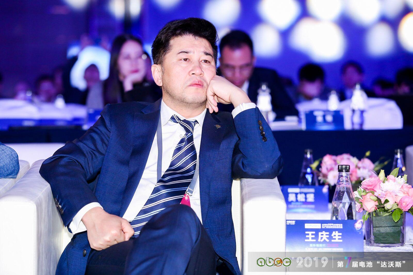 中俄新能源材料技术研究院院长 王庆