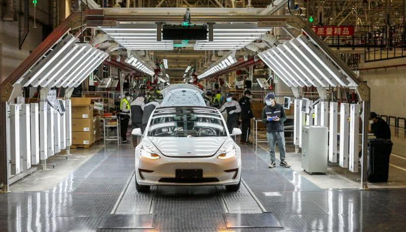 弗里蒙特工厂停产后 特斯拉一季度电动汽车产量交付量或环比下滑