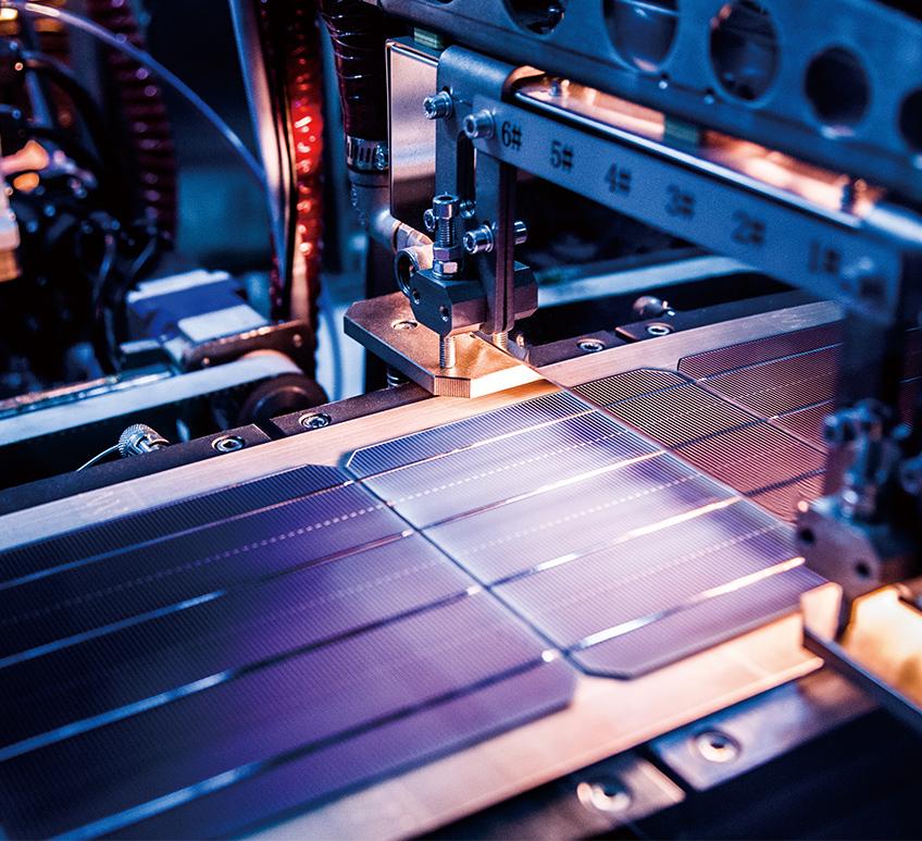 隆基股份逾70亿扩充产能 满足高效单晶产品市场需求