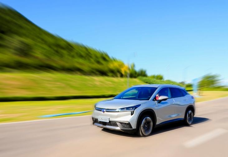 广州上半年新能源车产量同比增长79.8% 计划到2025年年产能进全国前三