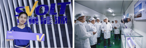 蜂巢能源总裁杨红新:正在开发LCTP技术 L6电芯预计明年初量产