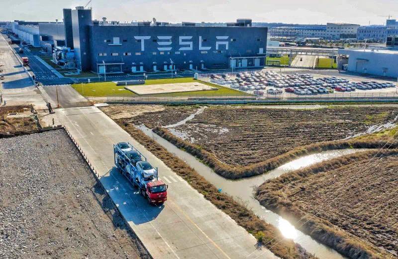 """国产特斯拉Model 3""""打九折"""" 上海工厂年产能可达20万辆"""