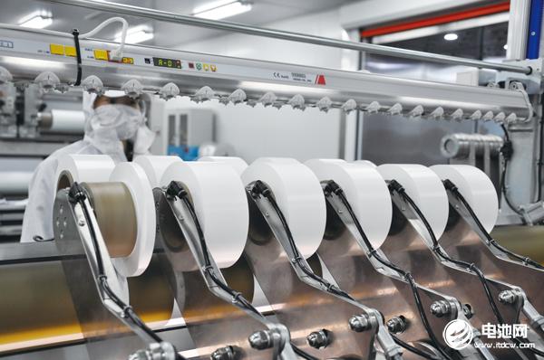 【隔膜周报】二三梯队隔膜厂订单逐步增加!头部隔膜企业扩产竞赛提速