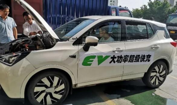 广汽集团:石墨烯电池预计今年底将走向实车量产测试