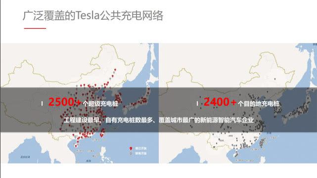 特斯拉中国今年将新增4000个超充桩 V3超充桩下半年投放