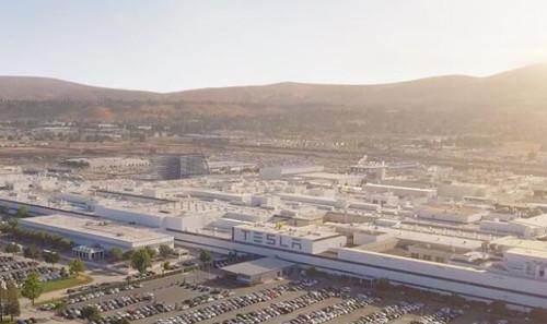 英国有意吸引特斯拉建设超级工厂 外媒称已开始寻找合适场地