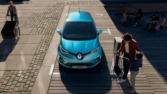 5月法国新能源车销量达7167辆 同比提升77%