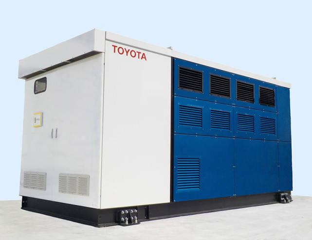 德山和丰田在日本开始对固定式燃料ballbet贝博登陆发电机进行验证测试