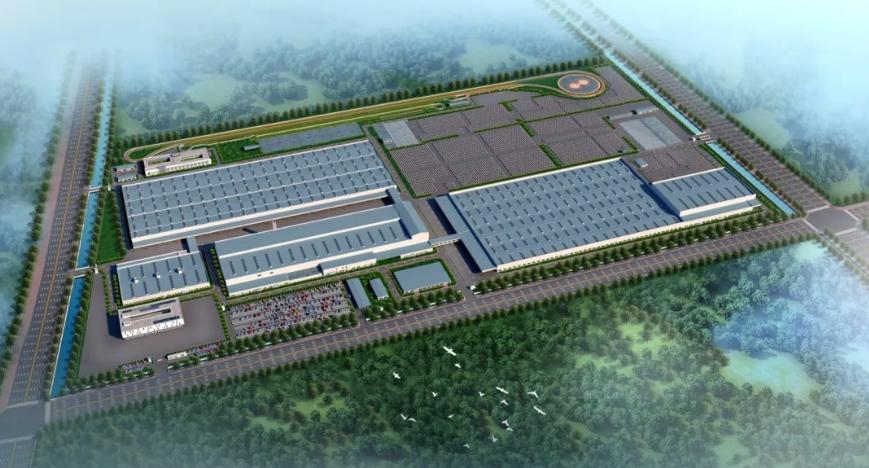 宝马集团与长城汽车合作如期推进 光束汽车工厂进展顺利