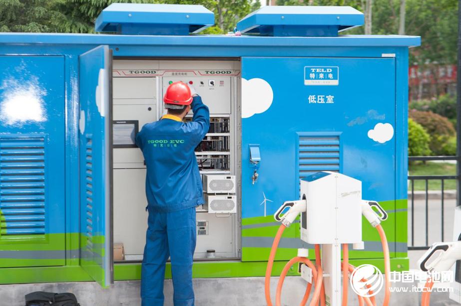 私人充电桩目标完成率仅16% 产业缺口引政策技术双驱动