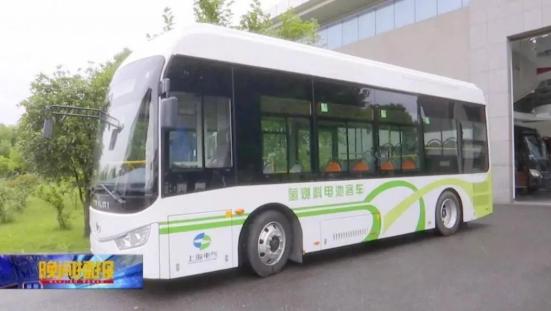 安徽首批氢燃料电池客车上路 车辆有何过人之处