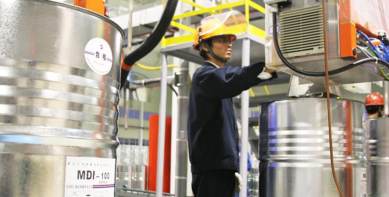 投资逾15亿 万华化学眉山三元材料项目和生物降解聚酯项目启动
