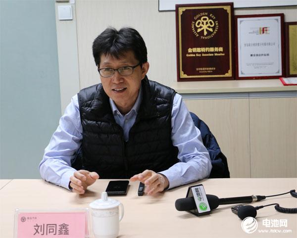 联合汽车董事长、创始人刘同鑫