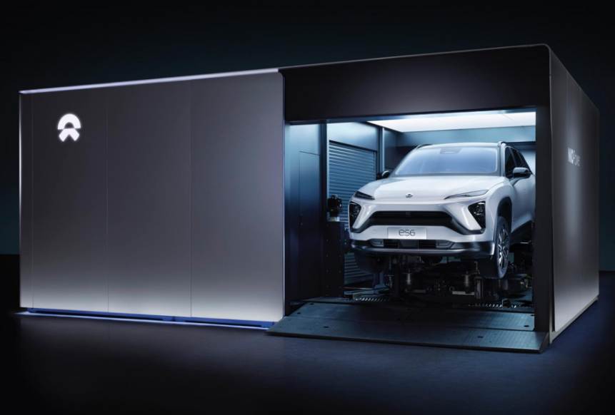 蔚来汽车计划成立一家电池资产管理公司 宁德时代有望投资