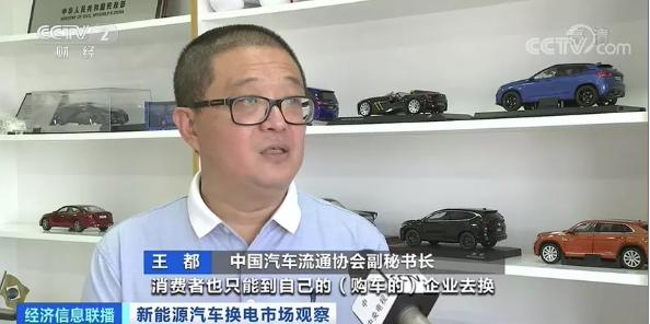 中国汽车流通协会副秘书长 王都