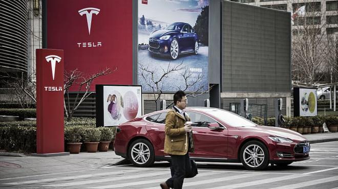 特斯拉股价受中国销量前景推动再创新高 市值约3420亿美元