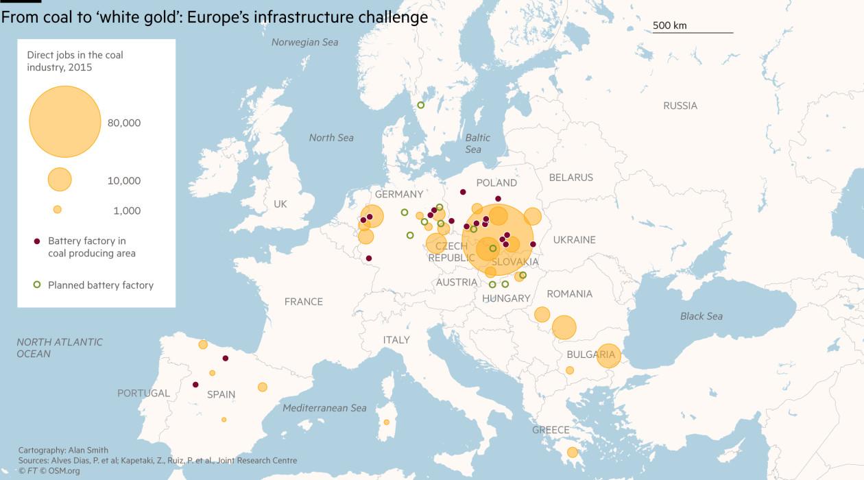 欧盟为原材料严重短缺敲响警钟
