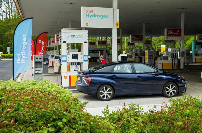 氢动路线商用车先行 乘用车成本或5年内降至电动车水平