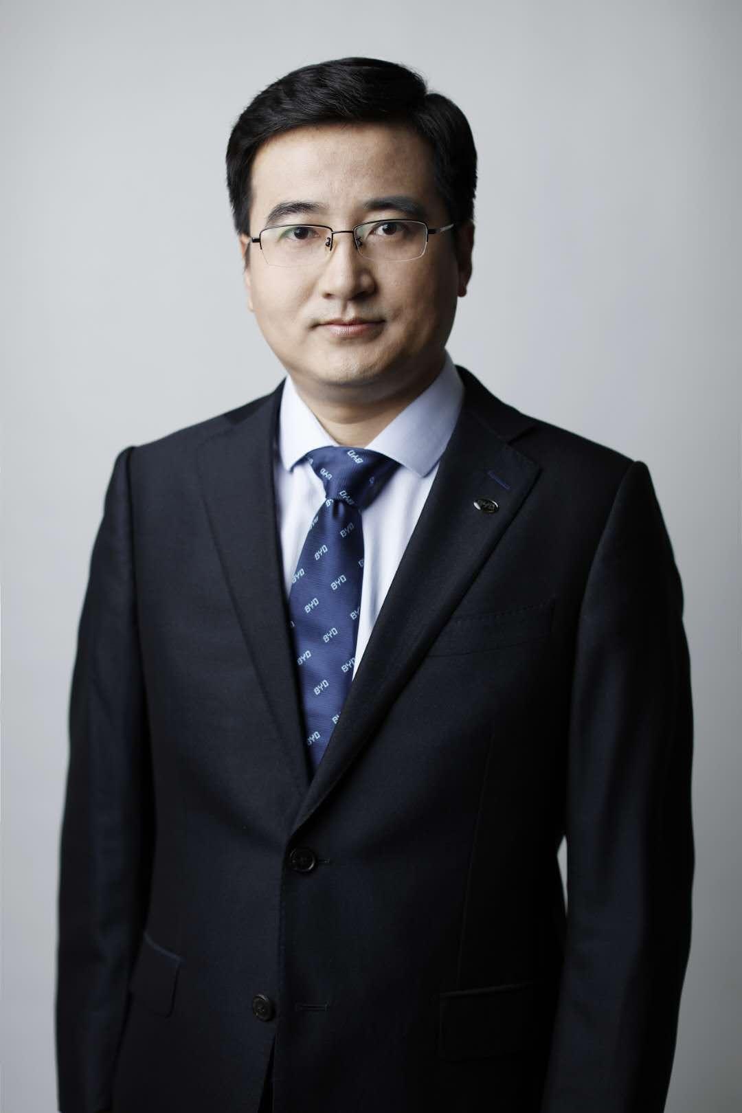 2020年中国电池行业首席品牌官:李云飞