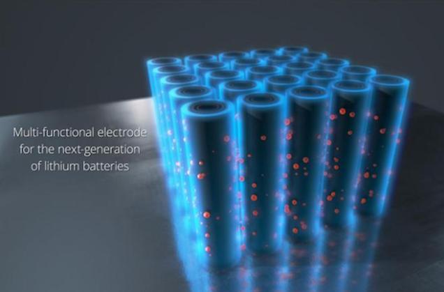 超高速碳电极有望推动电池性能突破 充电时间可降至数分钟