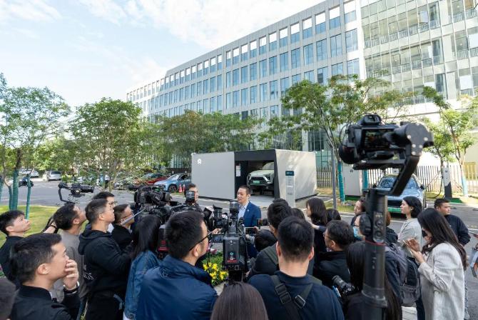 蔚来中国总部正式启用 相关业务全面展开