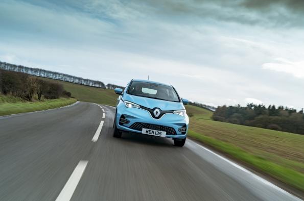 9月法国电动汽车销量同比翻番 雷诺Zoe领跑