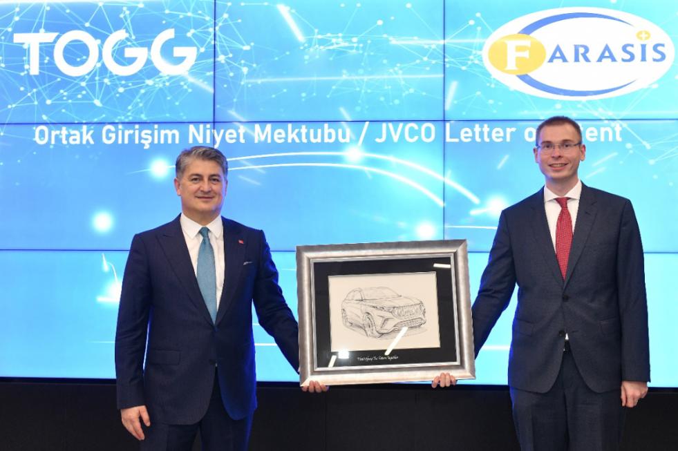 7年需求30Gwh!孚能科技成为TOGG首个电动车平台独家供应商