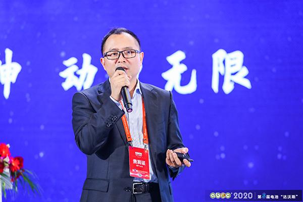 南德新能源汽车检测(江苏)有限公司总经理/大中华区副总裁许海亮