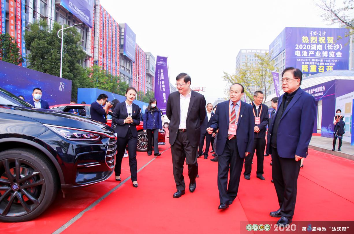 2020湖南(长沙)电池产业博览会