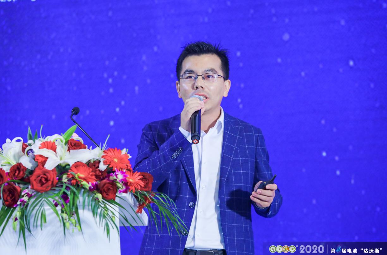 伊维经济研究院研究部总经理、中国电池产业研究院院长吴辉
