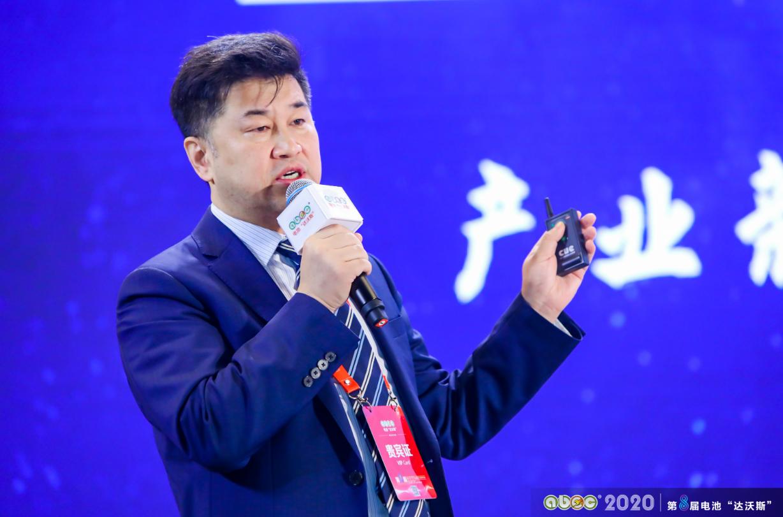 中俄新能源材料技术研究院院长王庆生