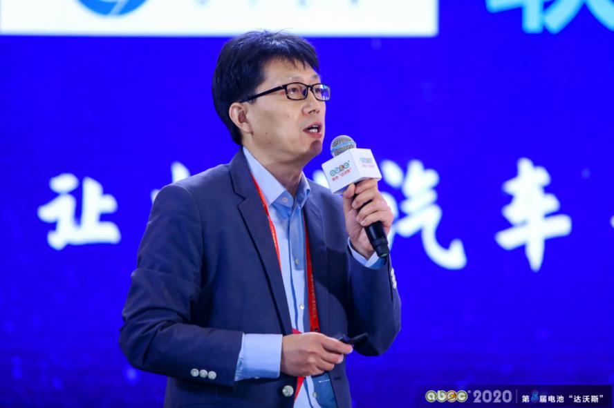 联合新能源汽车有限公司董事长/创始人刘同鑫