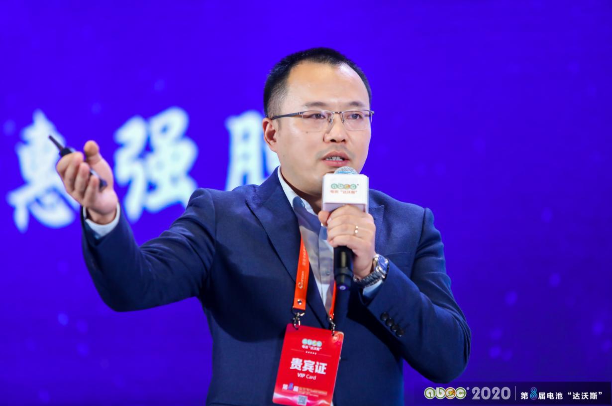 上海神力科技有限公司副总经理周斌
