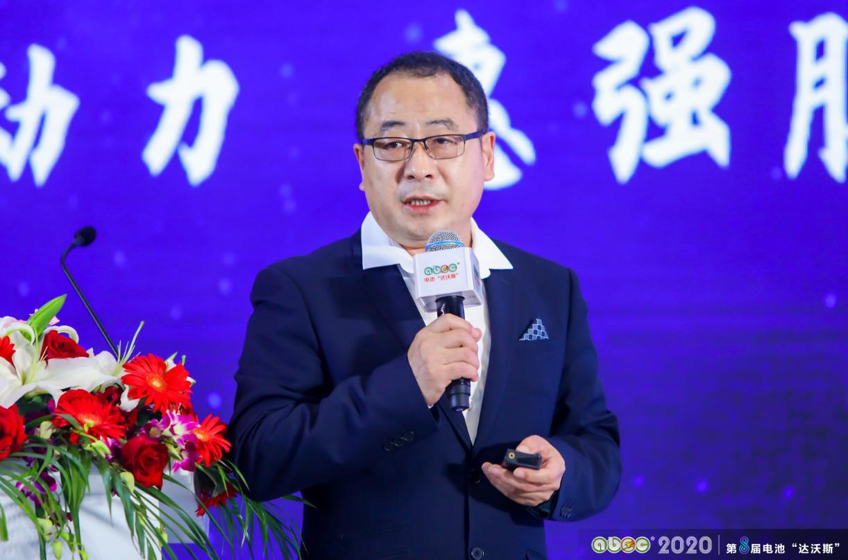 新研氢能源科技有限公司副董事长兼首席技术官齐志刚