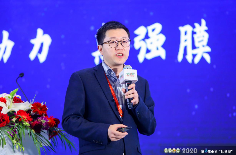武汉理工氢电科技有限公司总经理田明星