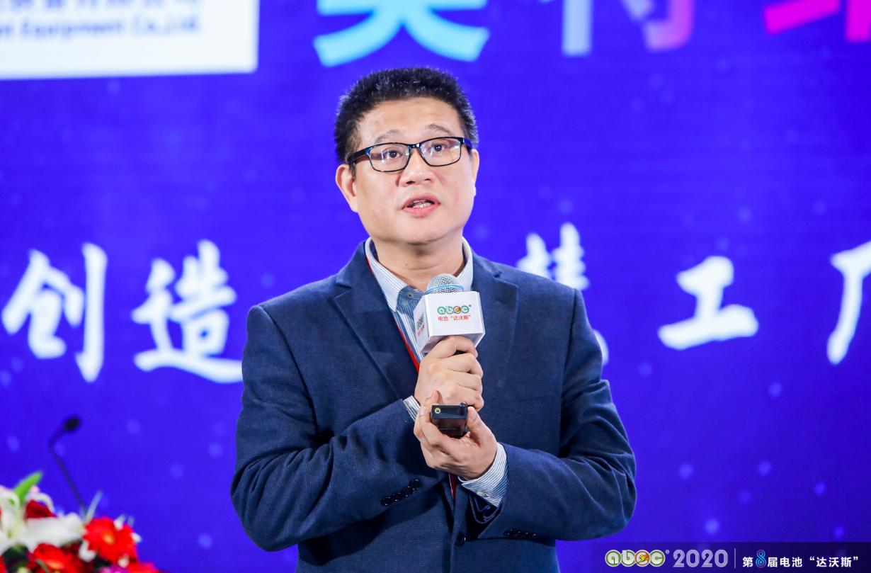 深圳市时代高科技设备股份有限公司研究院院长、博士杨毅