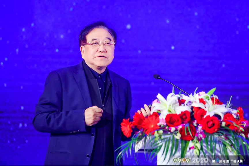 中国科学院院士/中国科技大学、山东大学教授钱逸泰